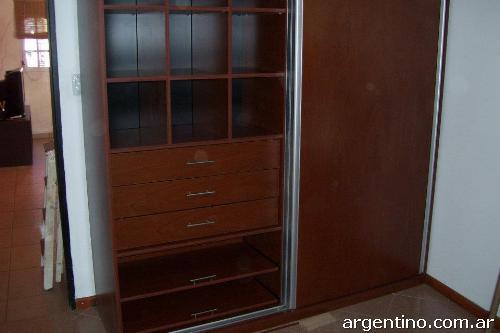interiores de placard cocinas bibliotecas en Quilmes Oeste