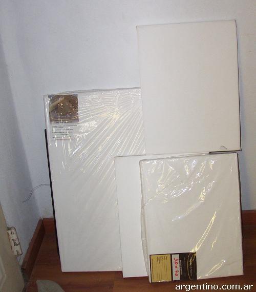 Fotos de bastidores artesanales y taller de enmarcado de for Enmarcado de cuadros precios