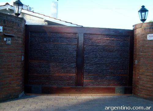 Fotos de muebles de quebracho en zona sur en almirante brown for Muebles baratos zona sur
