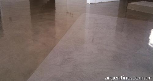 Micro cemento alisado en c rdoba en c rdoba capital tel fono y p gina web - Microcemento cordoba ...