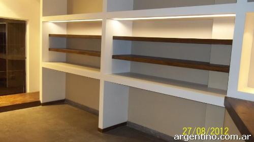 Fotos de muebles de durlock san miguel de tucum n for Muebles de oficina tucuman 1564