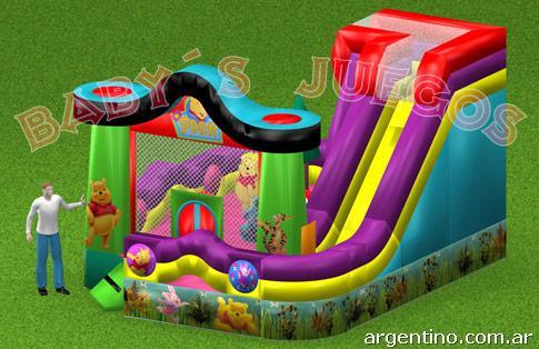 Toboganes infantiles toboganes en juegos de aire libre y for Ventas piscinas inflables