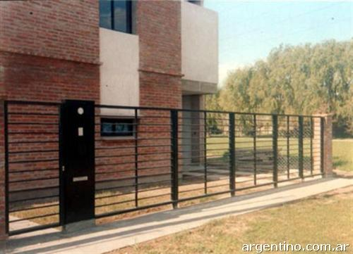 Herrera puertas portones rejas escaleras frentes pictures for Escaleras de herreria