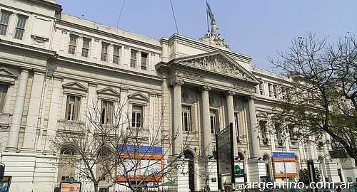 Facultad De Medicina  UBA Image: La Universidad De Buenos Aires